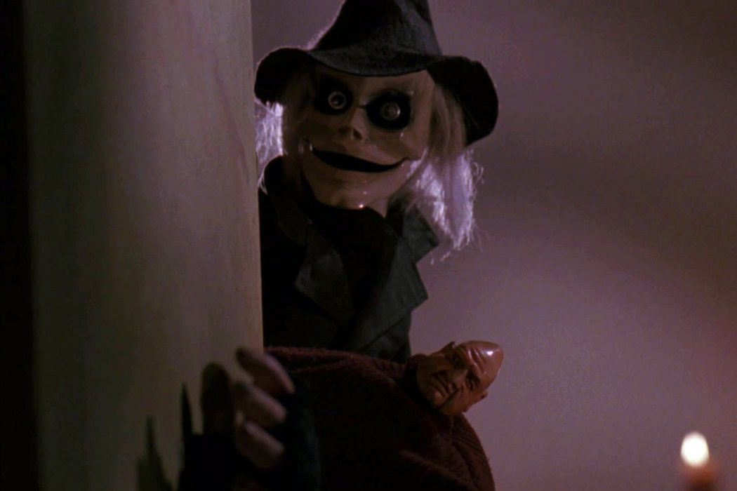 Marionetas asesinas