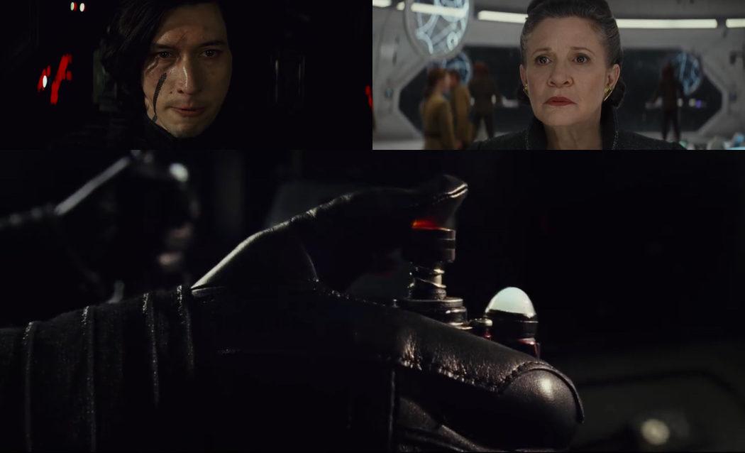 ¿La muerte de Leia?