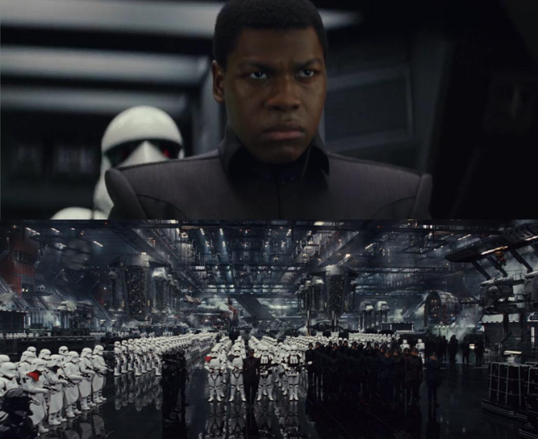 Finn regresa a La Primera Orden