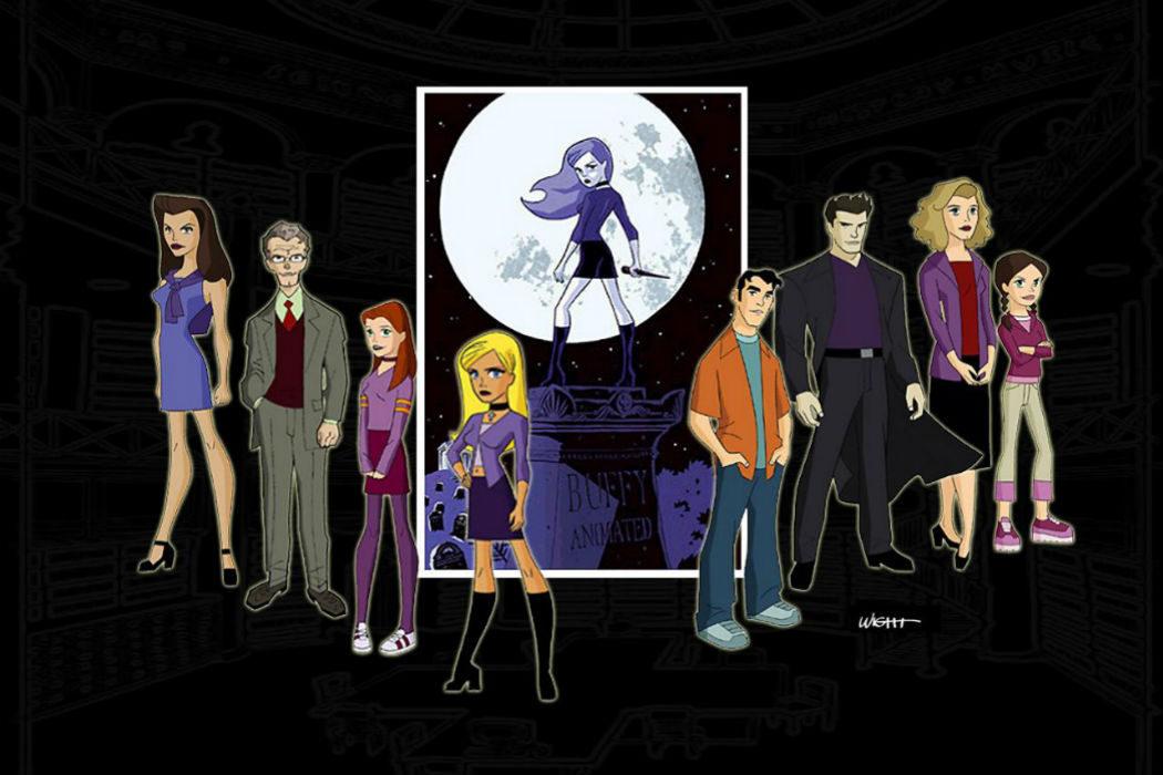'Buffy: La serie animada' y otros proyectos frustrados