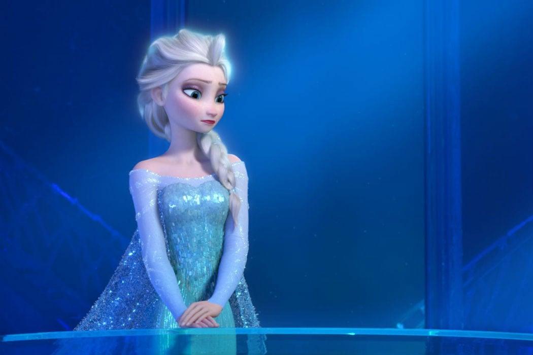 Elsa ('Frozen: El reino del hielo')