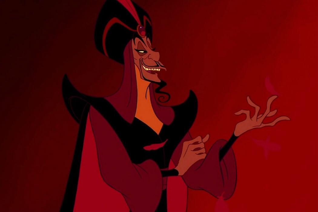 Jafar ('Aladdin') y todos los villanos de los 90