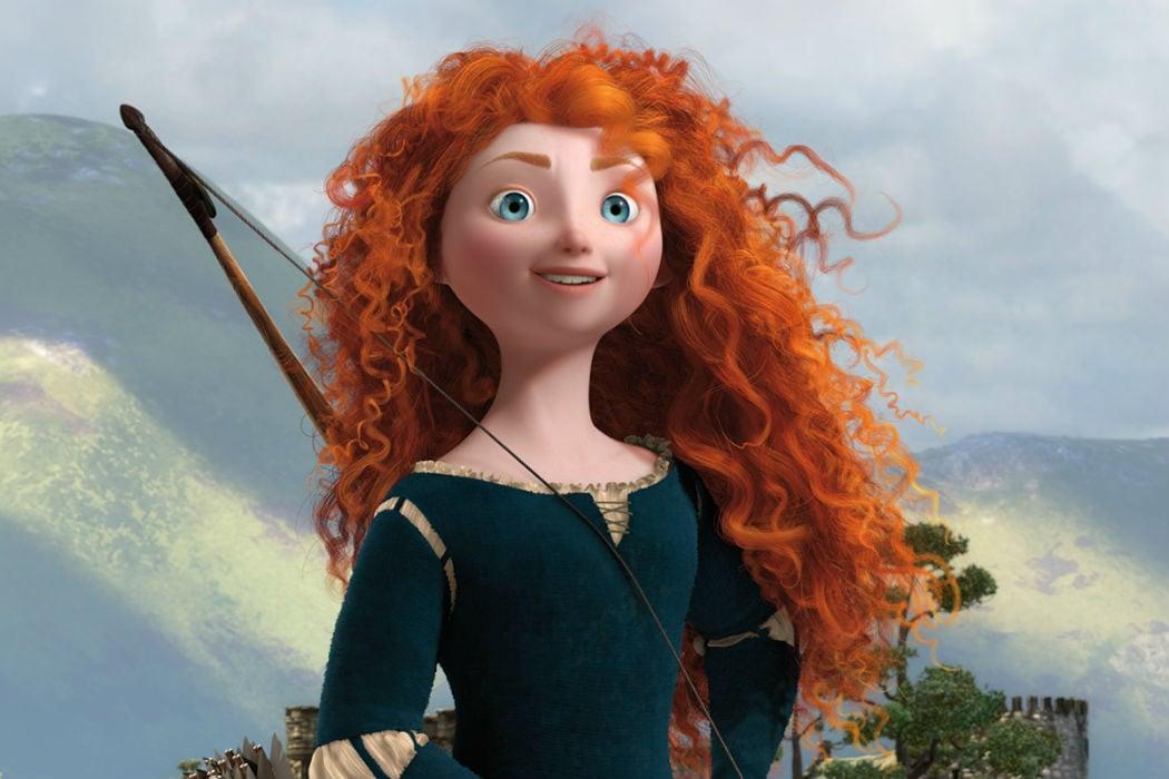 Merida ('Brave')