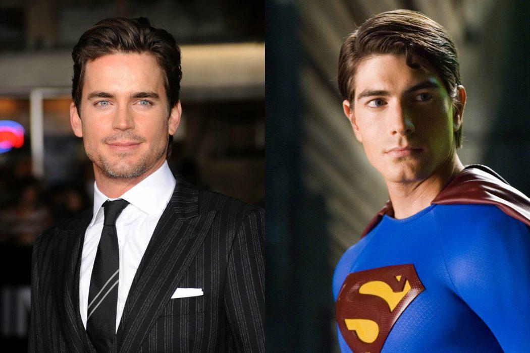 Cuando Matt Bomer casi fue Clark Kent