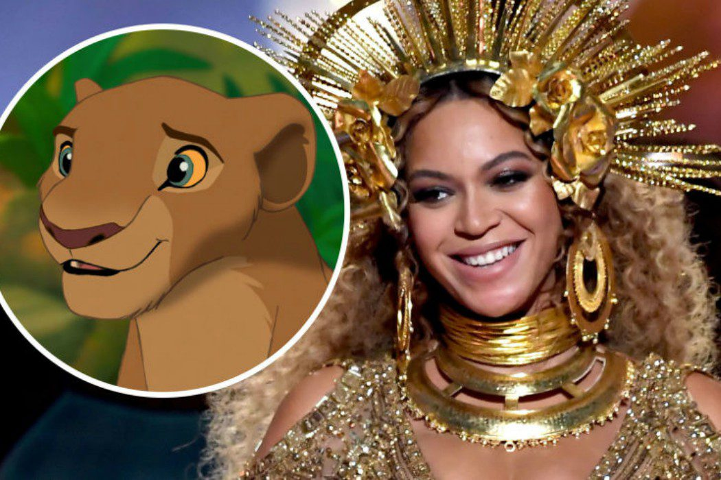 ¿Será Beyoncé Nala?