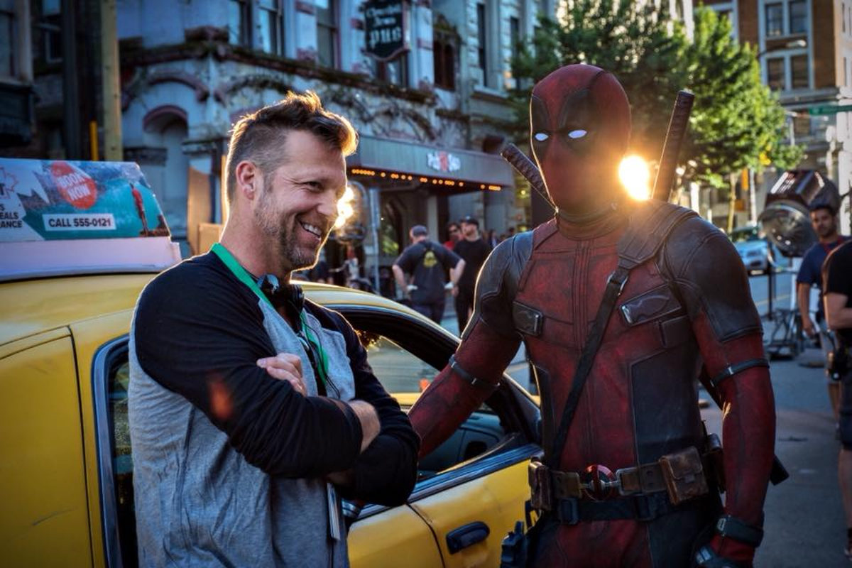 David Leitch y Deadpool