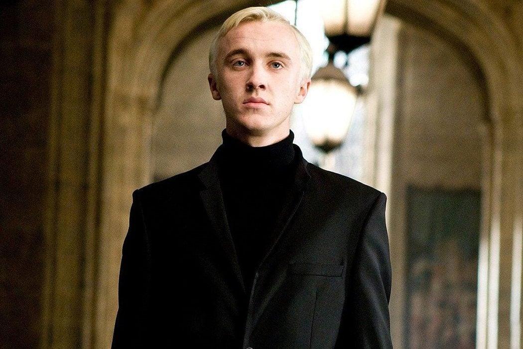 Draco es un hombre lobo