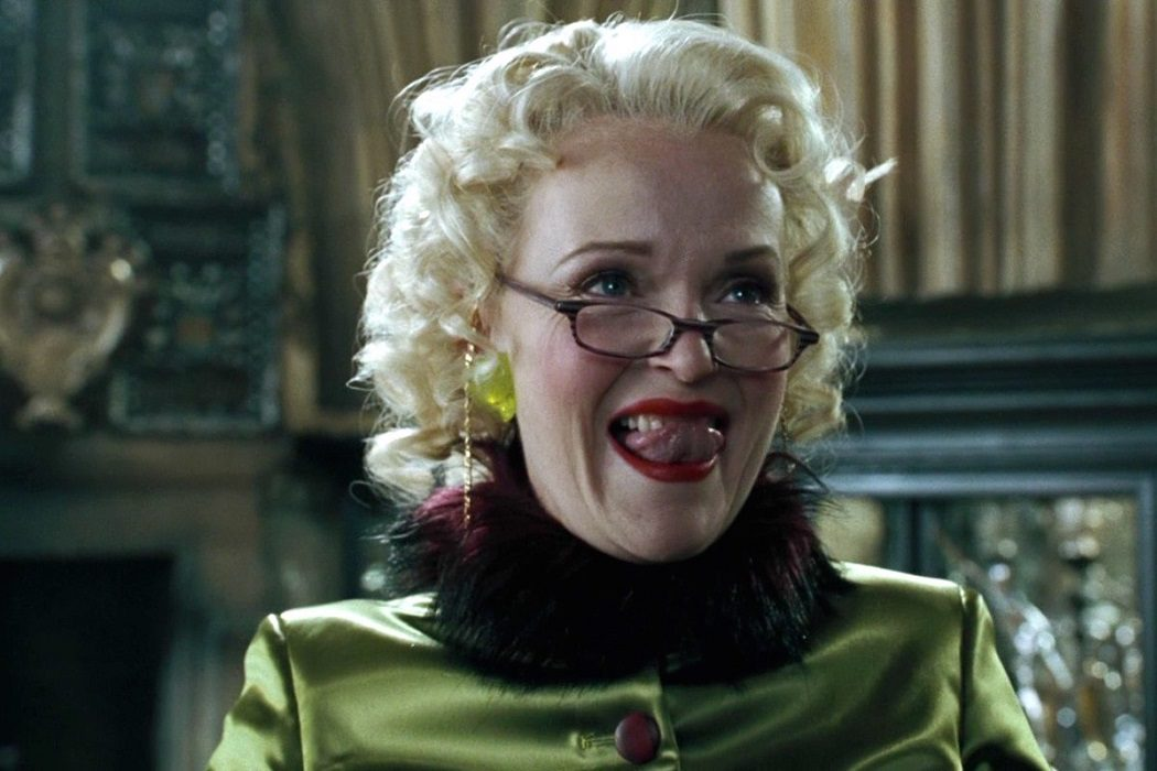 J. K. Rowling is Rita Skeeter