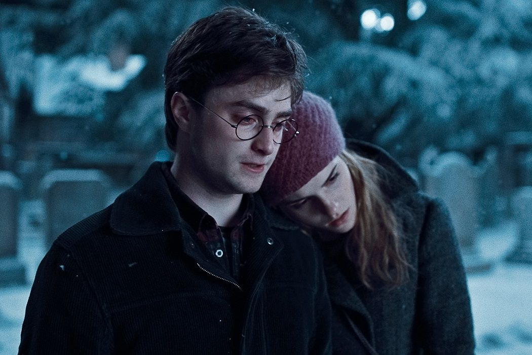 Harry y Hermione son hermanos
