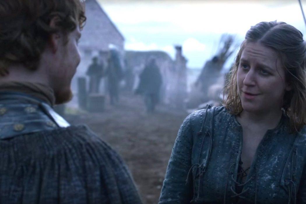 Theon y Yara Greyjoy