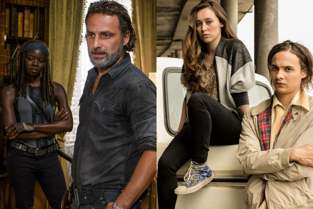 Habrá crossover entre 'The Walking Dead' y 'Fear the Walking Dead'