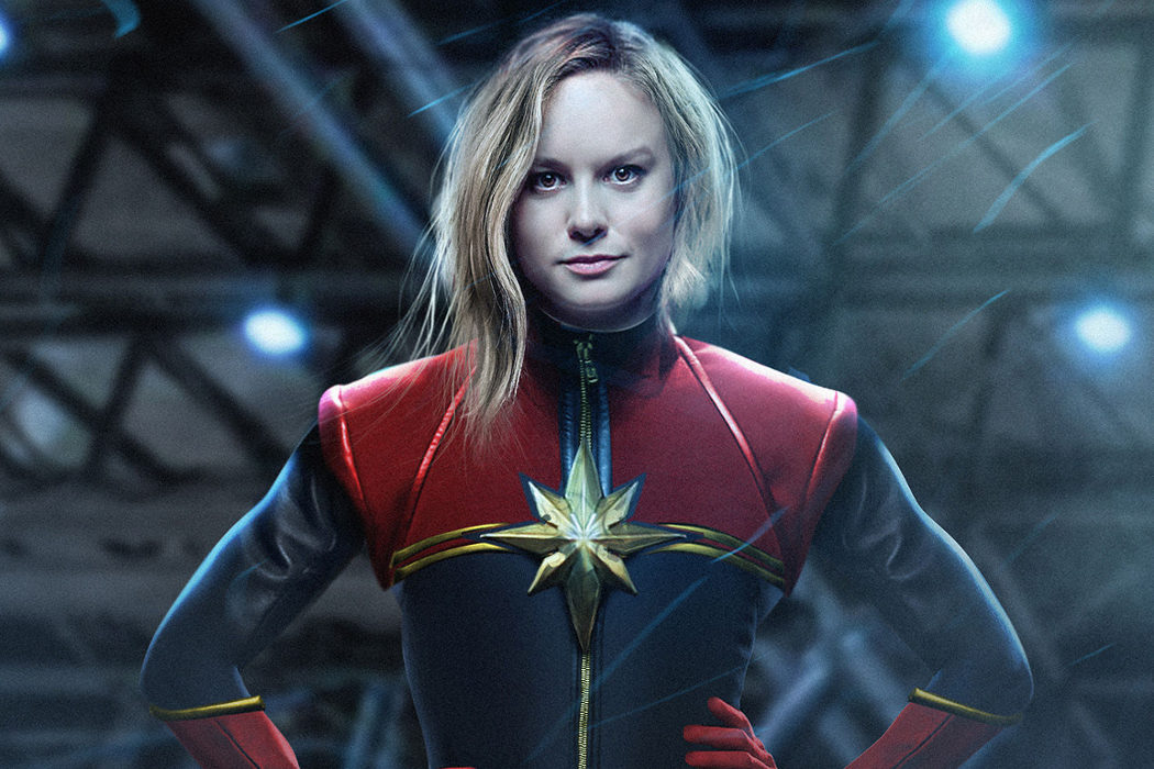 'Captain Marvel'