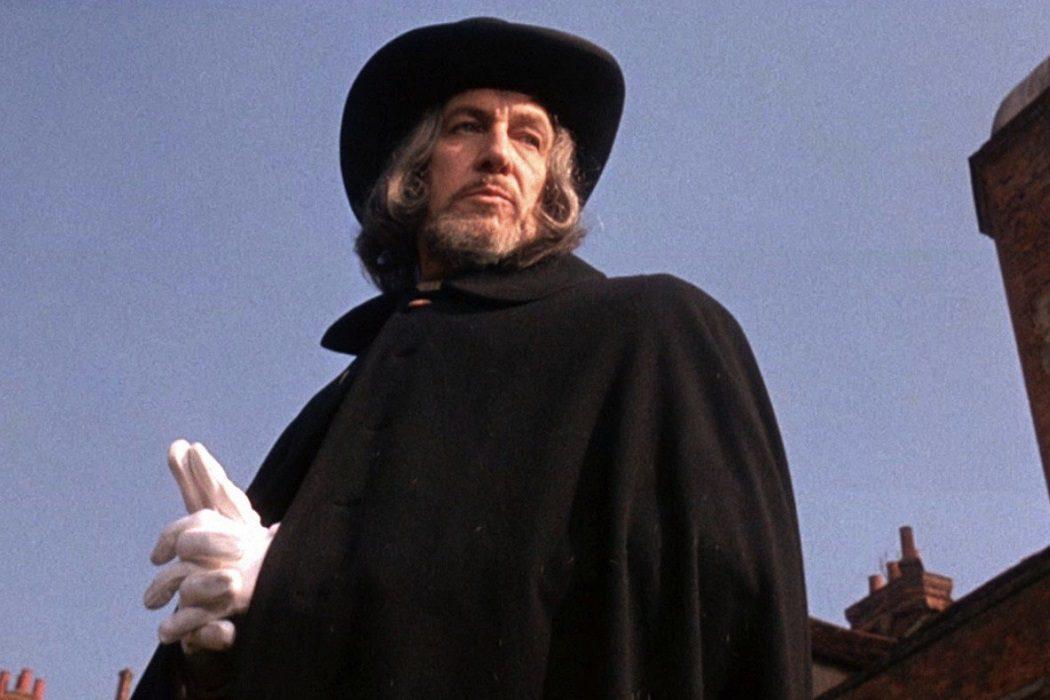 Matthew Hopkins en 'El inquisidor'