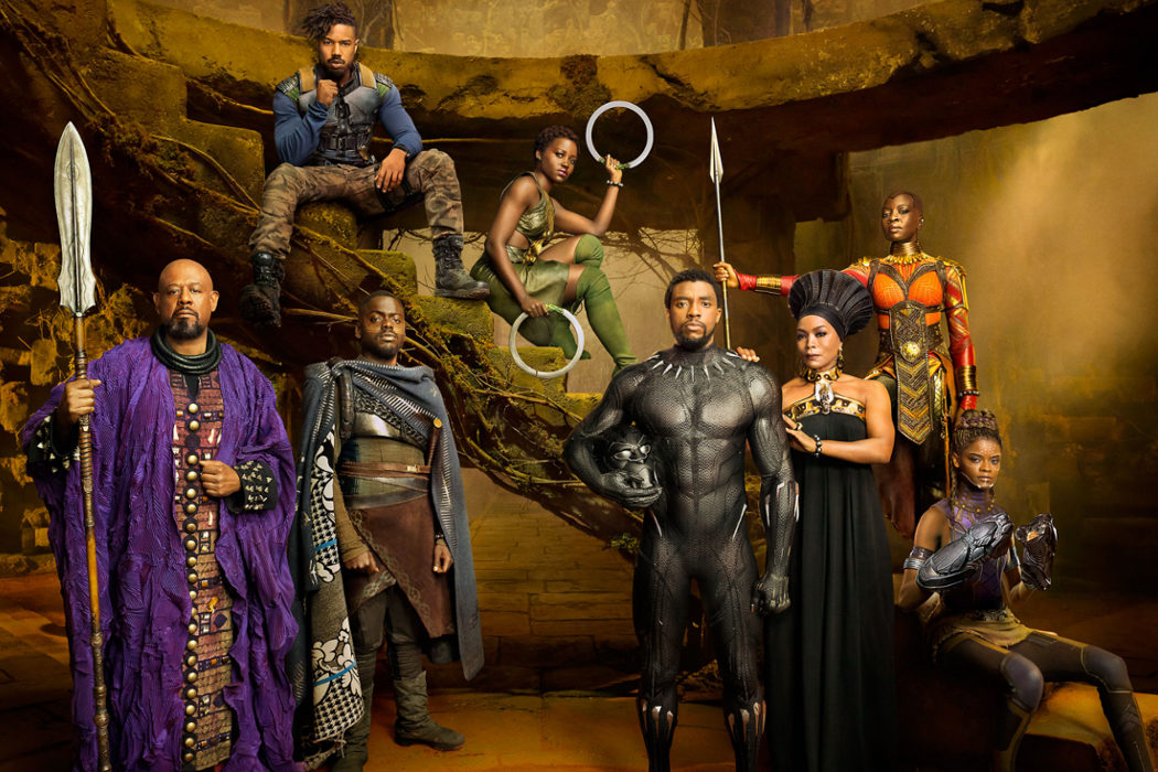 ¿'Black Panther 2'?