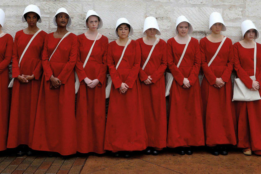 Offred de 'The Handmaid's Tale'