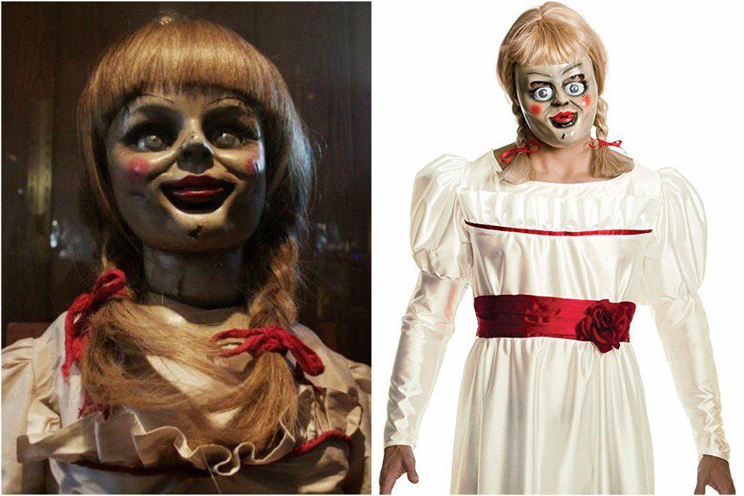 La muñeca de 'Annabelle'
