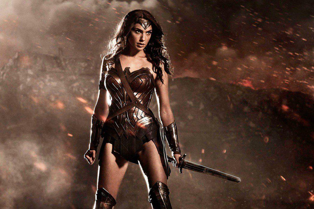La Mujer Maravilla de 'Wonder Woman'