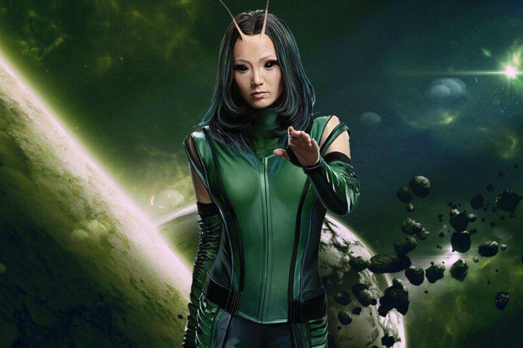 Mantis de 'Guardianes de la Galaxia Vol. 2'