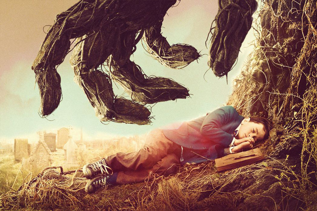 'Un monstruo viene a verme' (2016)