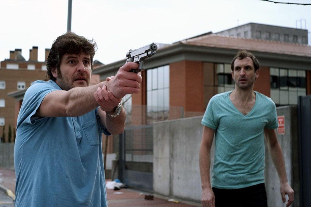Raúl Cimas en 'Extraterrestre'