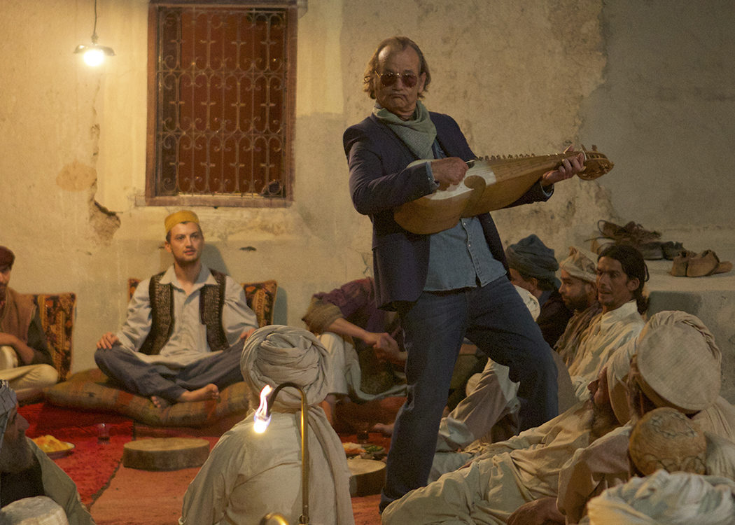 'Rock the Kasbah'