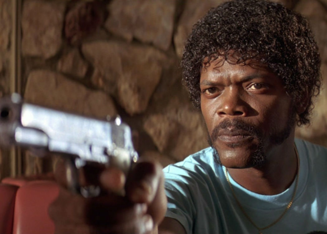 Jules Winnfield en 'Pulp Fiction'