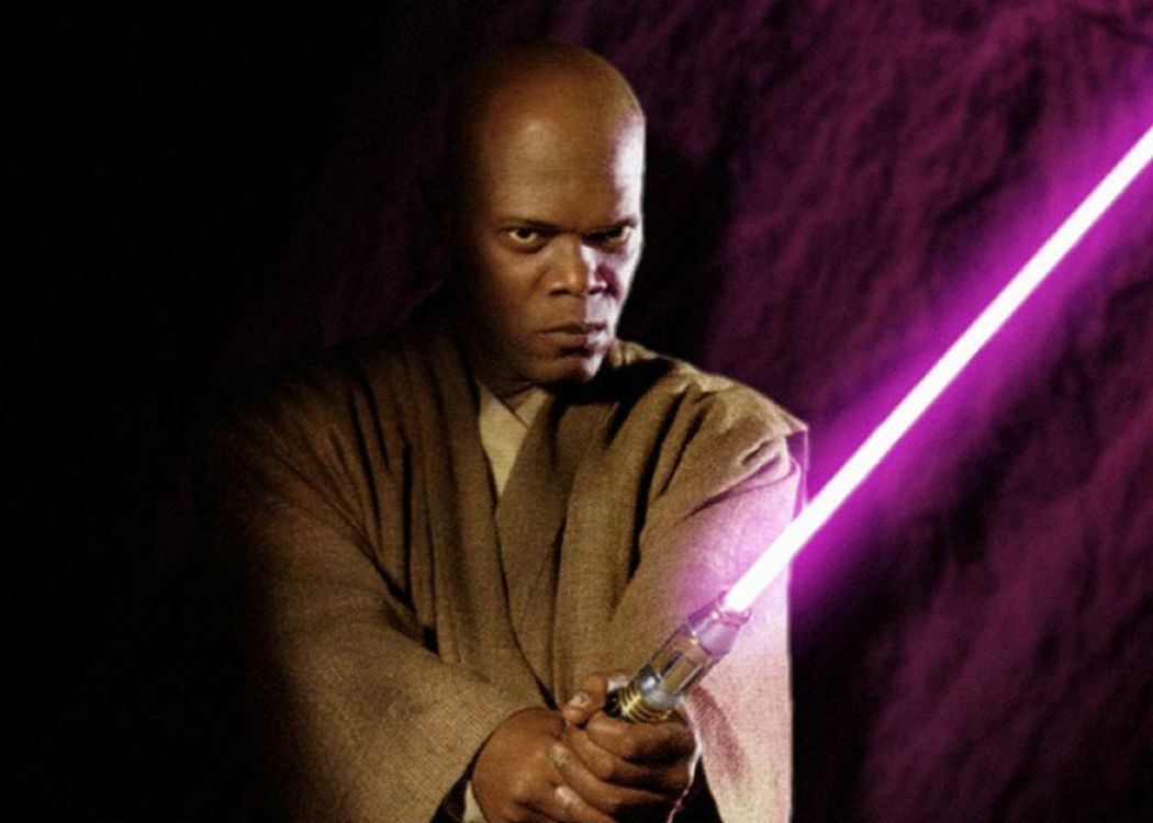 Mace Windu en 'Star Wars'