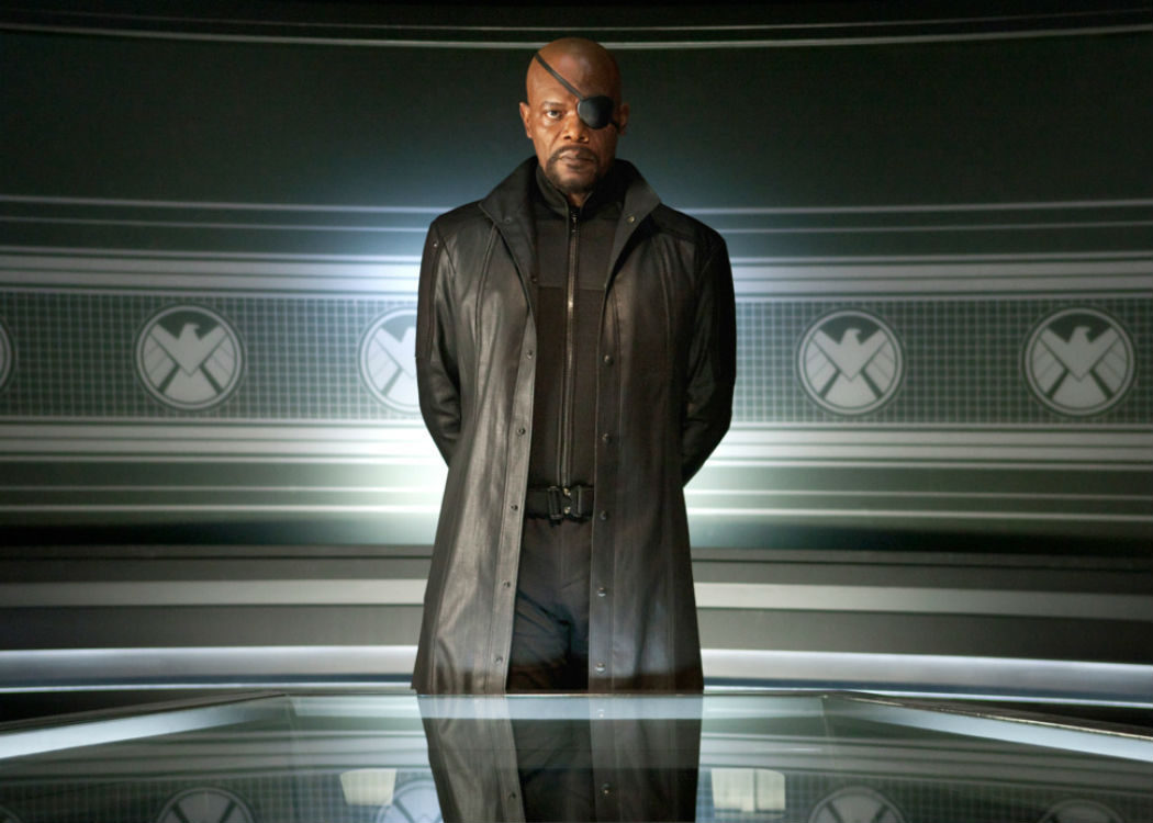 Nick Fury en el Universo Marvel