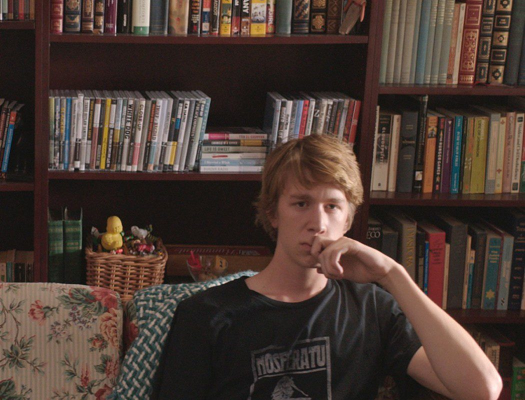 EL PRIMO QUE ESTUDIA AUDIOVISUALES: Greg - 'Me and Earl and the dying girl'