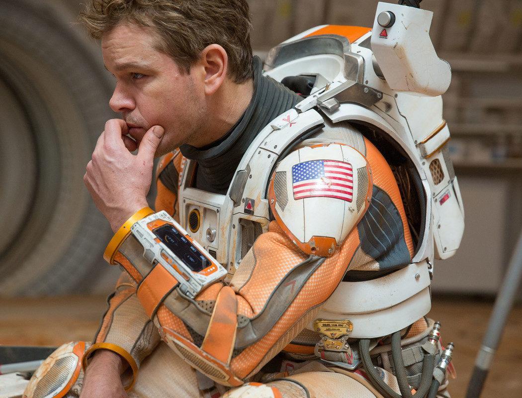 EL CUÑADO QUE SIEMPRE LLEGA TARDE: Mark Watney - 'Marte'