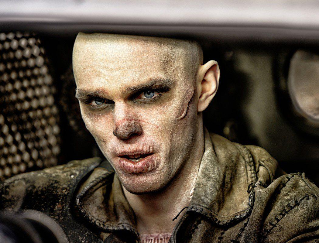 EL PRIMO PASADO DE ROSCA: Nux - 'Mad Max: Fury Road'