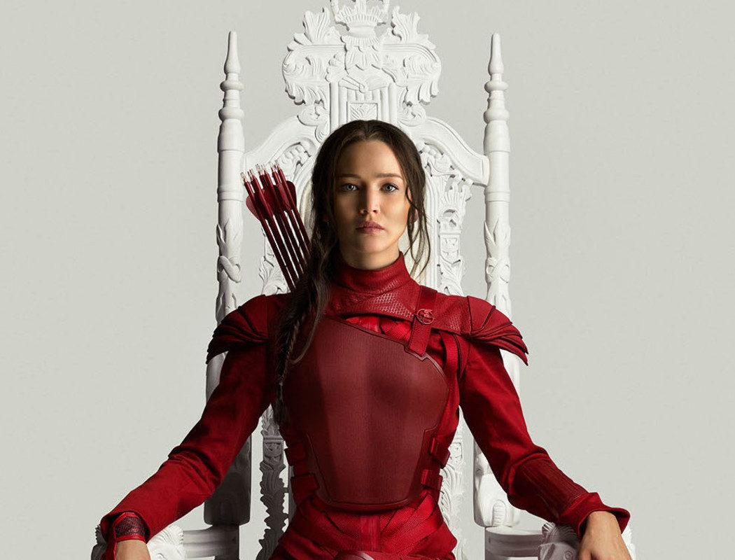 LA PRIMA REVOLUCIONARIA: Katniss - 'Sinsajo (parte 2)'