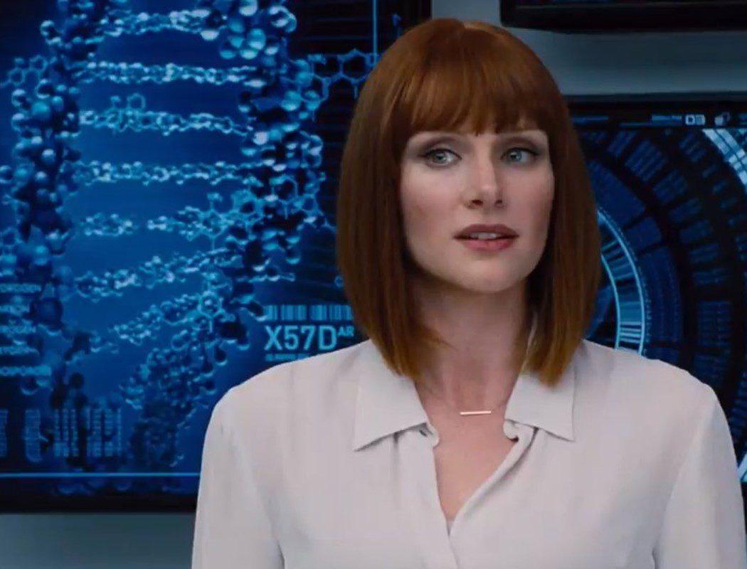 LA CUÑADA QUE SE ARREGLA DEMASIADO: Claire - 'Jurassic World'