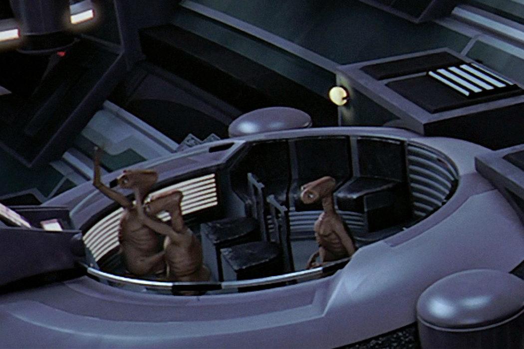 E.T. vive en el mismo universo que 'Star Wars'