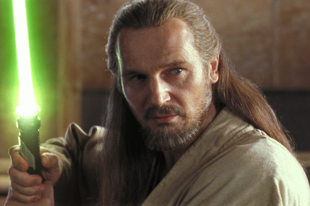 Qui-Gon Jinn era realmente un Sith