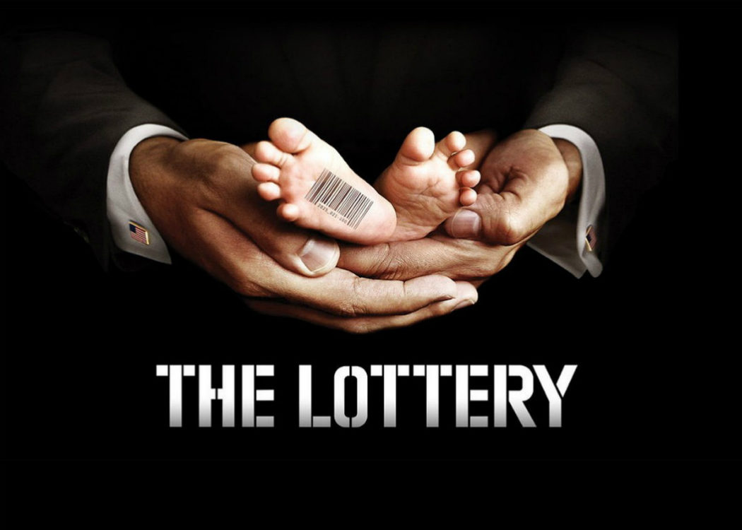 2014 - The Lottery (serie de TV)