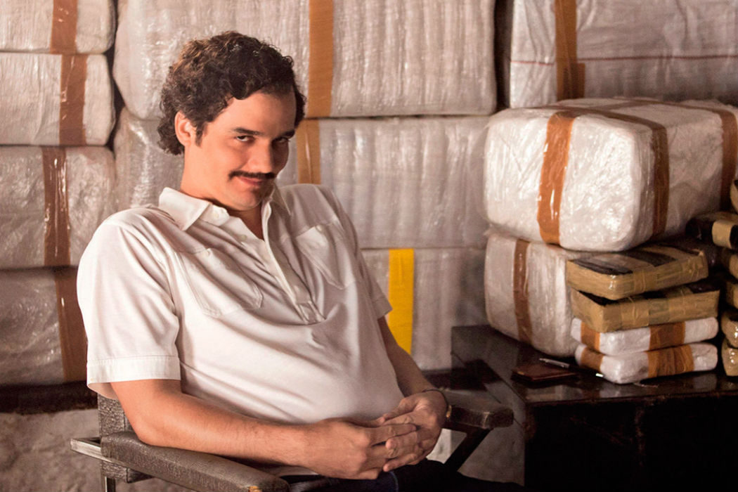 Wagner Moura ('Narcos')