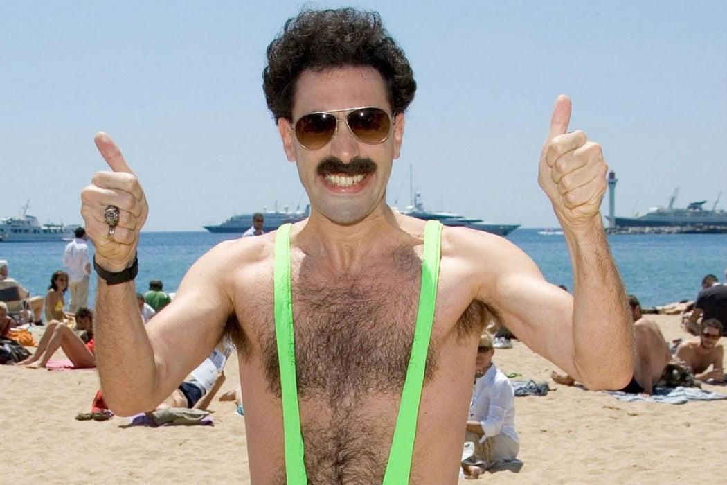 Sacha Baron Cohen ('Borat')