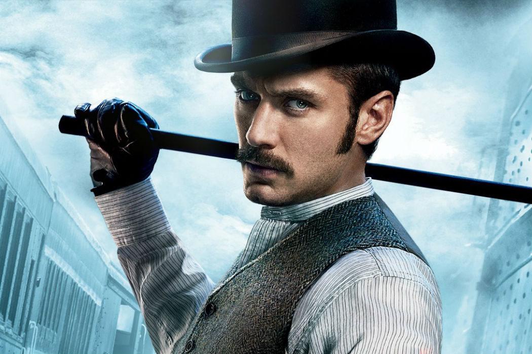 Jude Law ('Sherlock Holmes')