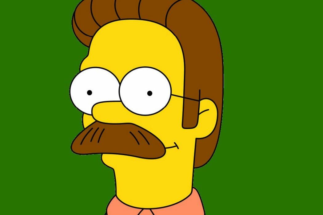 Ned Flanders ('Los Simpson')
