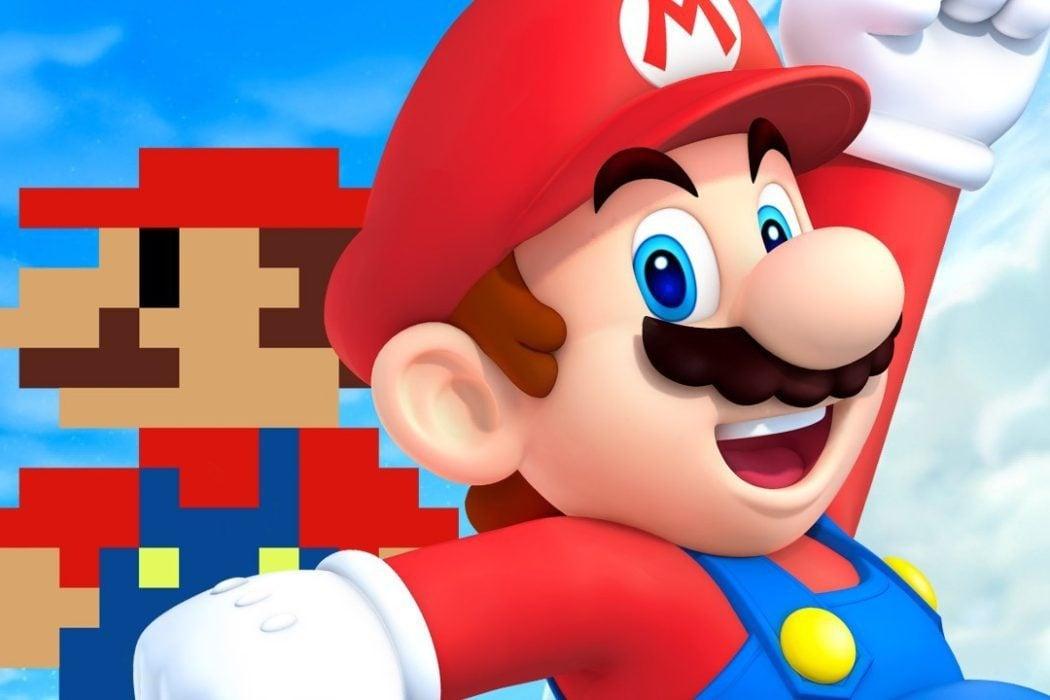 Bonus: Super Mario