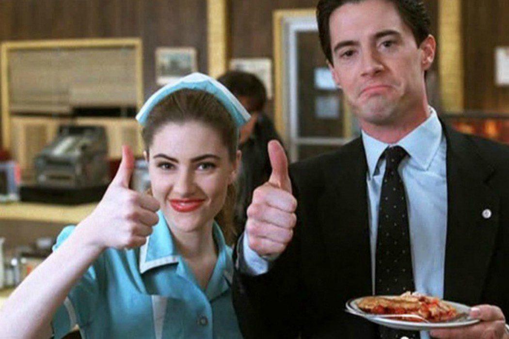 La tarta de cerezas de 'Twin Peaks'