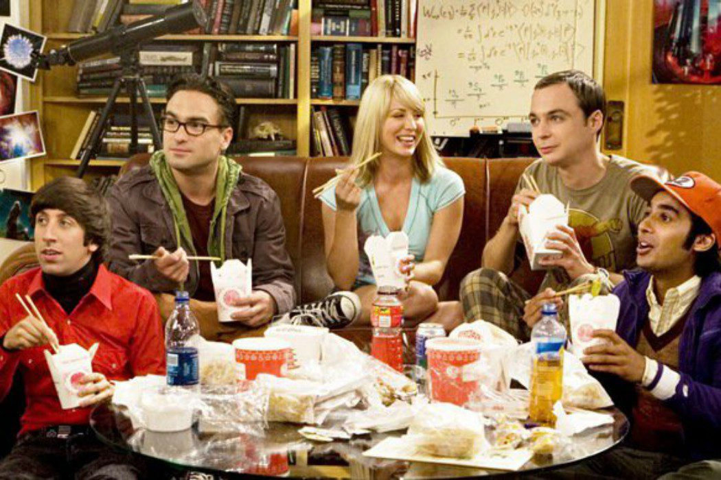 El pollo a la mandarina de 'The Big Bang Theory'
