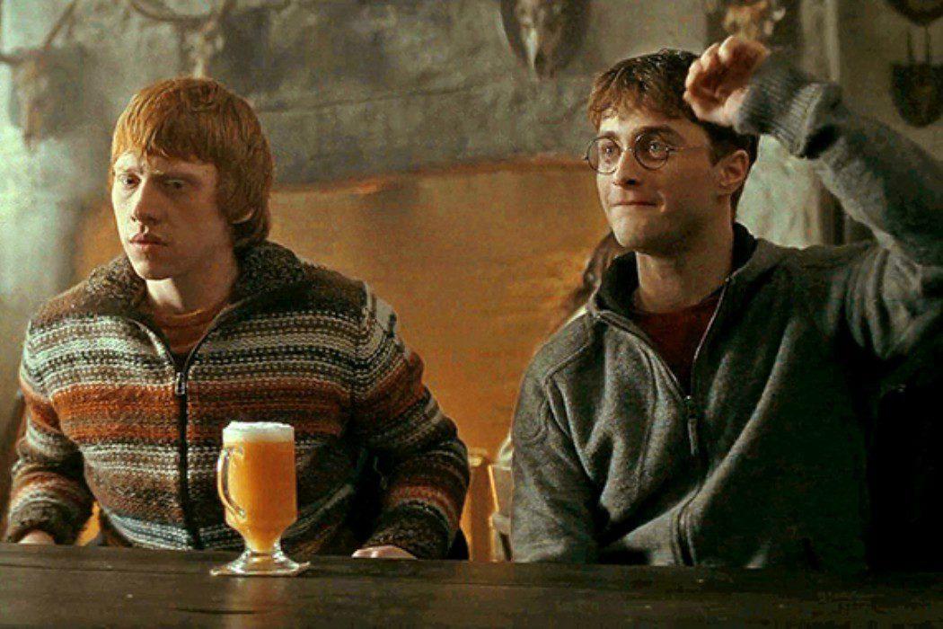La cerveza de mantequilla de 'Harry Potter'