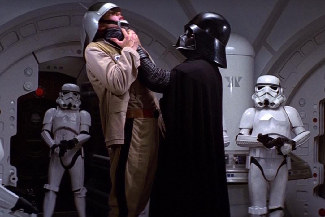 El juego de máscaras de George Lucas