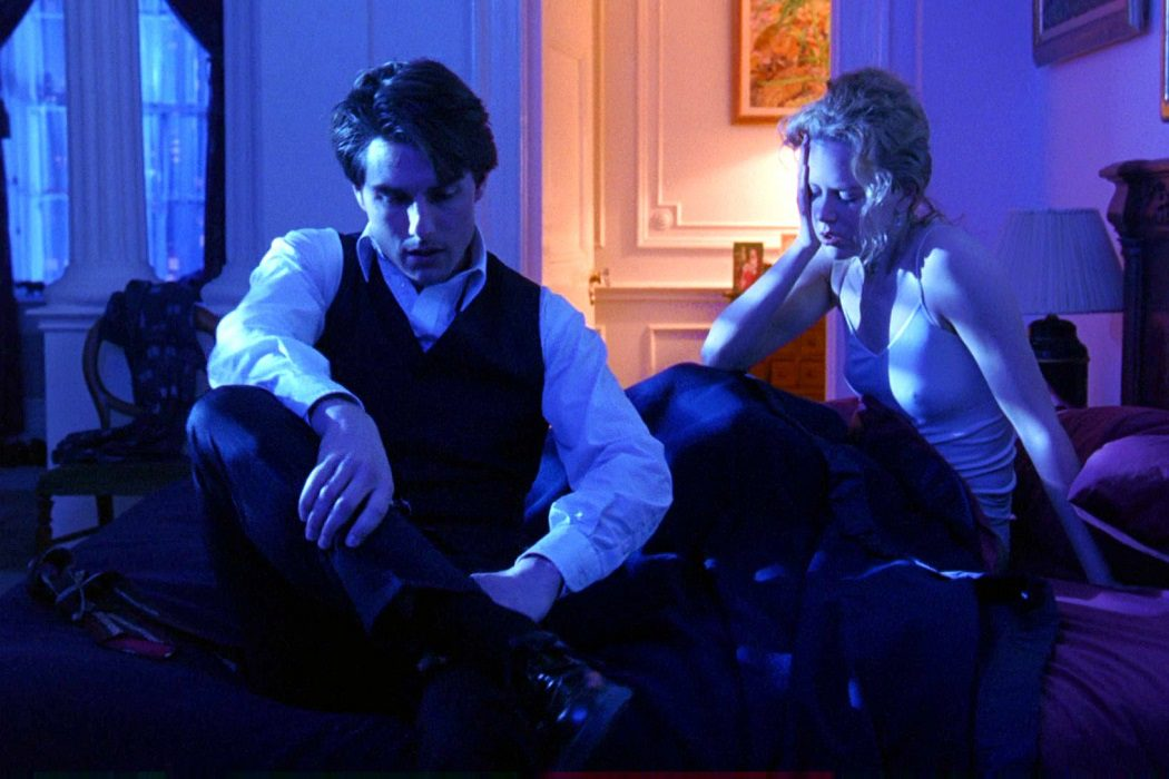 'Eyes Wide Shut'