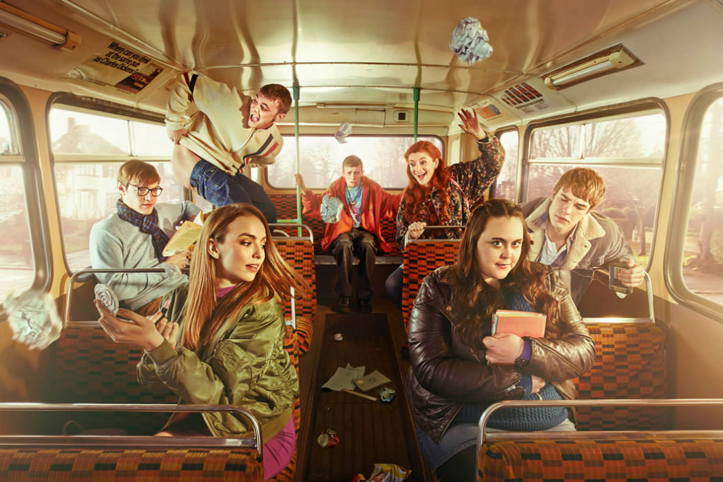 'My Mad Fat Diary'