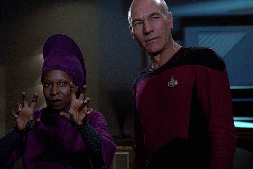 'Star Trek: La nueva generación'