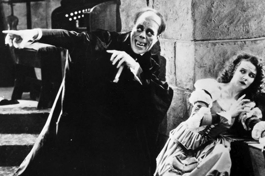 'El fantasma de la ópera' (1925)