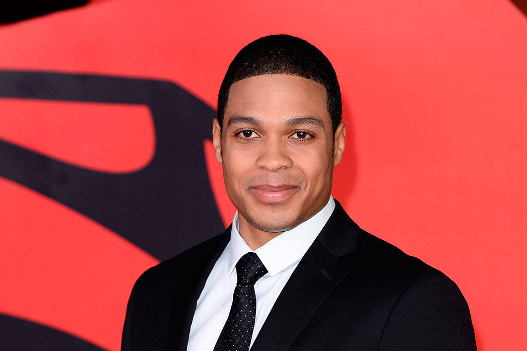 Ray Fisher (Cyborg)
